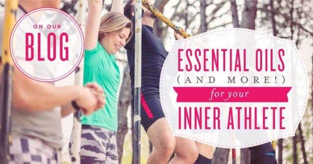 Power your inner athlete!
