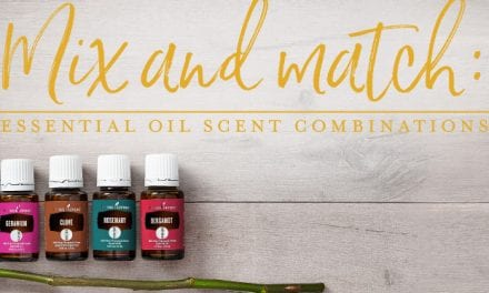 Mix and Match Essential Oils